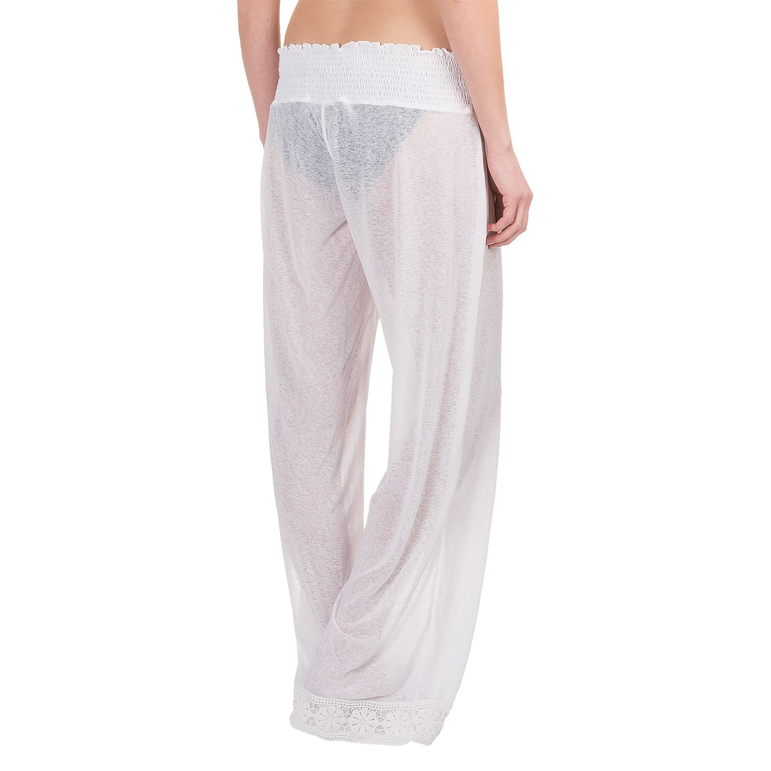 Soybu Baja Swimsuit Cover-Up Pants (For Women)
