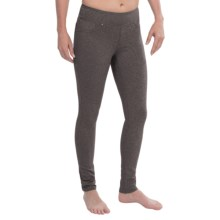 Soybu City Leggings - UPF 50+ (For Women) in Charcoal - Closeouts