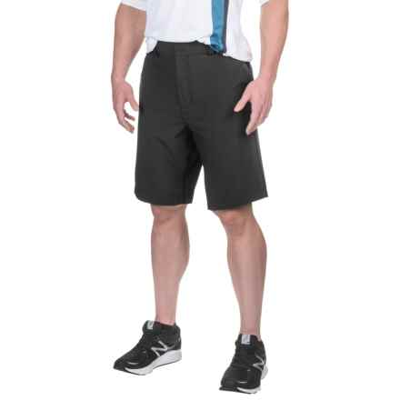 Soybu Crossover Shorts (For Men) in Black - Closeouts
