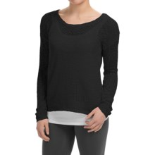 Soybu Dawne Sweater (For Women) in Black - Closeouts