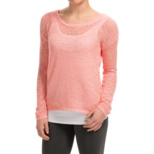 Soybu Dawne Sweater (For Women) in Nectar - Closeouts