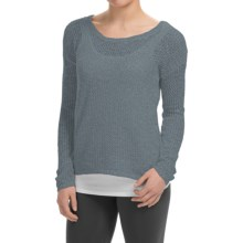 Soybu Dawne Sweater (For Women) in Storm - Closeouts