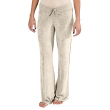 SoyBu Destination Pants - Chenille (For Women) in Antique White - Closeouts