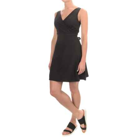 Soybu Diane Dress - UPF 50+, Sleeveless (For Women) in Black - Closeouts