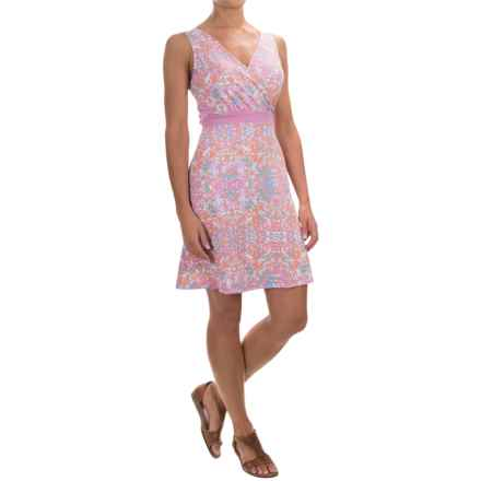 Soybu Diane Dress - UPF 50+, Sleeveless (For Women) in Secret Garden - Closeouts