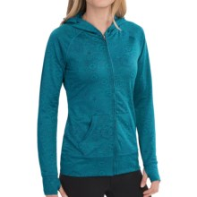 Soybu Dina Hoodie - Full Zip (For Women) in Dragonfly - Closeouts