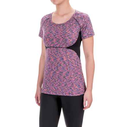 Soybu Evelyn T-Shirt - Short Sleeve (For Women) in Spectrum - Closeouts