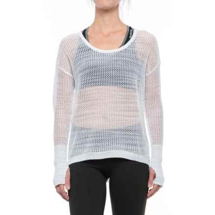 Soybu Gigi Shirt - Long Sleeve (For Women) in White - Closeouts