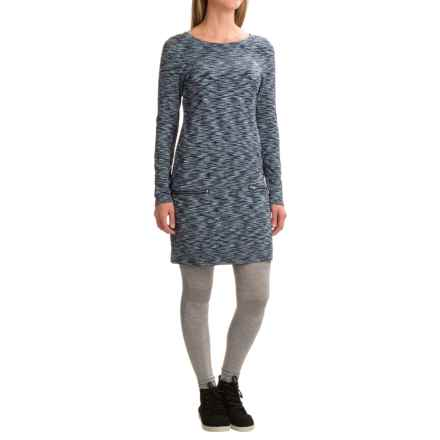 Soybu Grace Dress - Long Sleeve (For Women) in Admiral - Closeouts