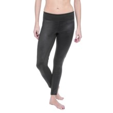 Soybu Hayden Faux-Leather Leggings (For Women) in Black - Closeouts