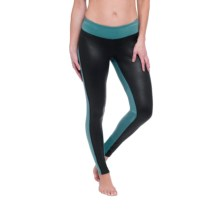 Soybu Hayden Faux-Leather Leggings (For Women) in Gemstone - Closeouts