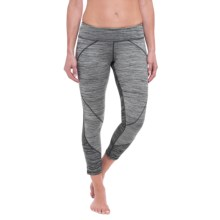 Soybu Jenissa Low-Rise Capris (For Women) in Charcoal - Closeouts