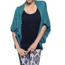 Soybu Kadin Sweater - 3/4 Sleeve (For Women) in Gemstone - Closeouts