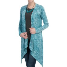 Soybu Kim Wrap Cardigan Sweater (For Women) in Dragonfly - Closeouts