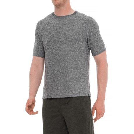 Soybu Kinetic T-Shirt - Short Sleeve (For Men) in Storm