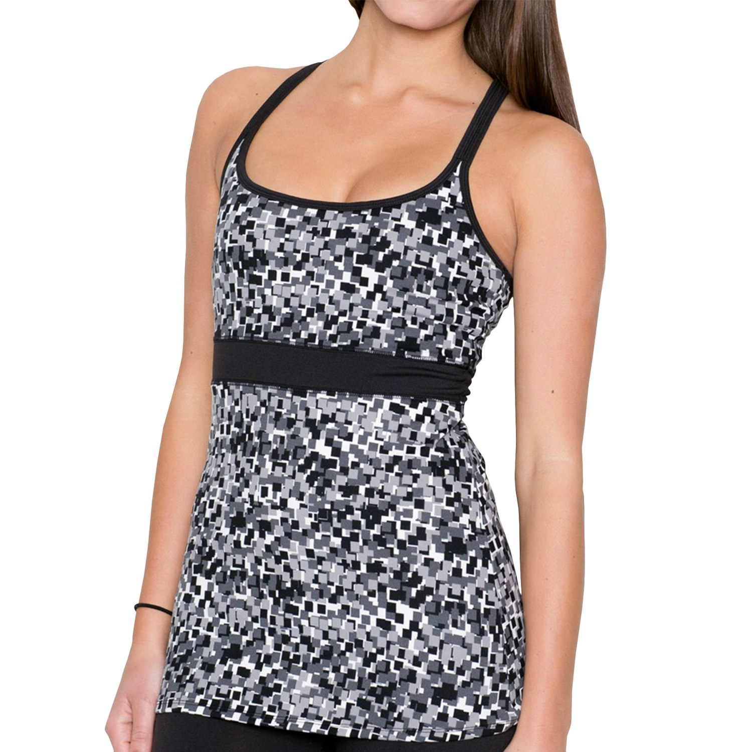 3deals soybu lanai tunic tank top upf 50 built in. Black Bedroom Furniture Sets. Home Design Ideas