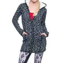 Soybu Laurie Hooded Coat (For Women) in Black - Closeouts