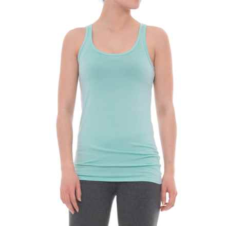 Soybu Lola Tank Top - Cotton-Modal Blend (For Women) in Ethereal Blue - Closeouts