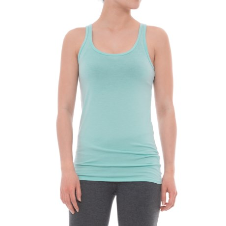 Soybu Lola Tank Top - Cotton-Modal Blend (For Women) in Ethereal Blue