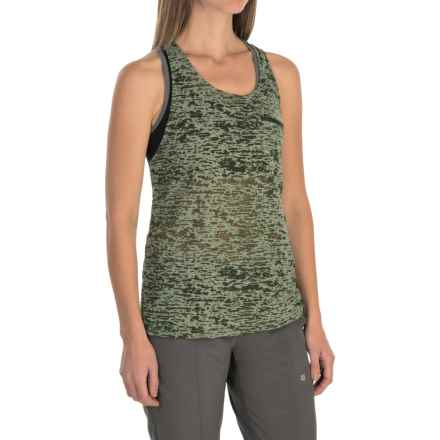 Soybu Lucy Tank Top - T-Back (For Women) in Malachite - Closeouts
