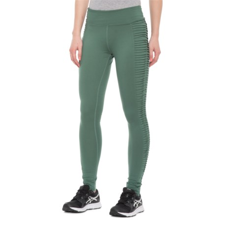 7f8fd029edd011 Soybu Paschi Yoga Leggings (For Women) in Sugar Pine