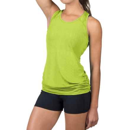 Soybu Plank Tank Top (For Women) in Neon Grove - Closeouts