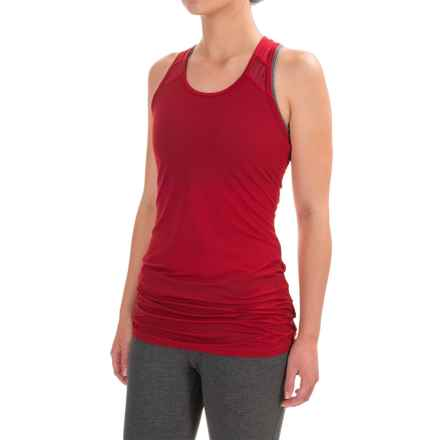 Soybu Plank Tank Top (For Women) in Syrah - Closeouts