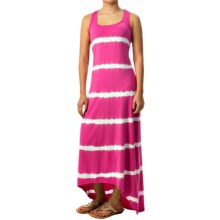 Soybu Promise Maxi Dress - Racerback, Sleeveless (For Women) in Amaryllis - Closeouts