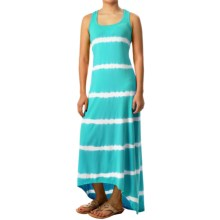 Soybu Promise Maxi Dress - Racerback, Sleeveless (For Women) in Boardwalk - Closeouts