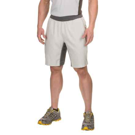 Soybu Samurai Shorts (For Men) in Silver - Closeouts