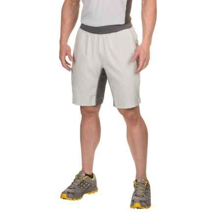 Soybu Samurai Shorts (For Men) in Silver - Closeouts