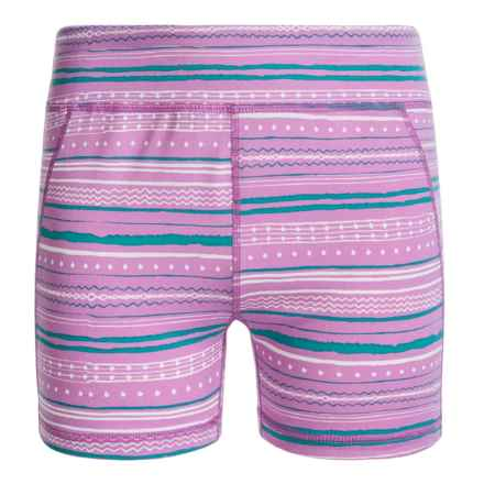 Soybu Sporty Shorts (For Little and Big Girls) in Ziggy - Closeouts