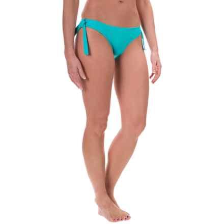 Soybu St. Lucia Tie Bikini Bottoms (For Women) in Boardwalk - Closeouts
