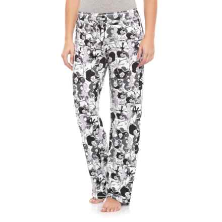 Soybu Stretch Cotton-Modal Lounge Pants (For Women) in Orchid Pond - Closeouts