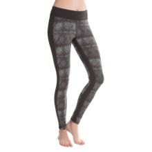 Soybu Teegan Leggings (For Women) in Black Halftone - Closeouts