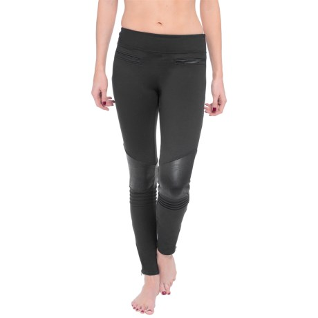 Soybu Tory Mid Rise Leggings (For Women)
