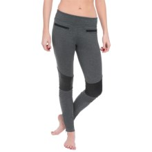 Soybu Tory Mid-Rise Leggings (For Women) in Storm Heather - Closeouts