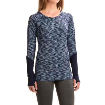 Soybu Traverse Shirt - Long Sleeve (For Women) in Admiral - Closeouts