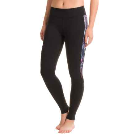 Soybu Vital Tights - UPF 50+ (For Women) in Hidden River - Closeouts