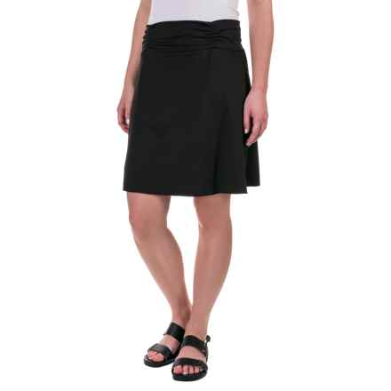 Soybu Wanderlust Skirt (For Women) in Black - Closeouts