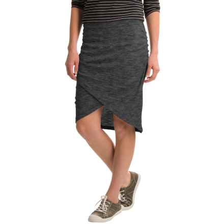 Soybu Wren Skirt (For Women) in Black Heather - Closeouts