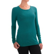 Soybu Yvette Tunic Shirt - Long Sleeve (For Women) in Gemstone - Closeouts