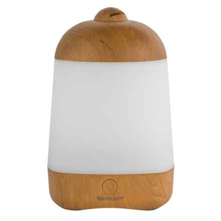Spa Room SpaMist Wood Grain Essential Oil Diffuser in Multi - Closeouts