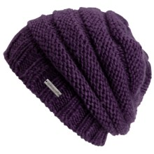 Spacecraft Collective Anise Beanie (For Women) in Plum - Closeouts