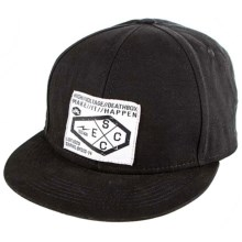 Spacecraft Collective Electric Coffin Cap (For Men) in Black - Closeouts