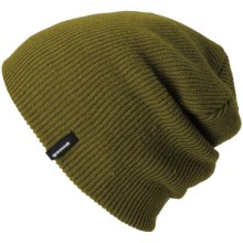 Spacecraft Collective Offender Beanie (For Men and Women) in Moss - Closeouts