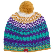 Spacecraft Collective Zeppelin Pompom Beanie (For Men) in Mustard - Closeouts