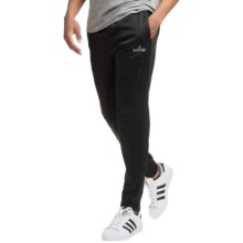 Spalding High-Performance Joggers - Athletic Fit (For Men) in Black - Closeouts