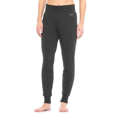 Spalding Studio Joggers (For Women) in Charcoal - Closeouts