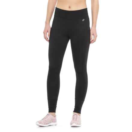 Spalding Warm Systems Leggings (For Women) in Deep Black - Closeouts